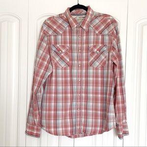 Men's Guess Button-Down Shirt